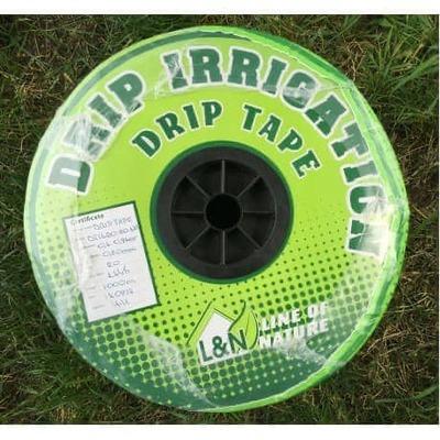 Капельная лента DRIP TAPE L&N 8 mill 10 см, 20 см, 30 см 250-1000 м